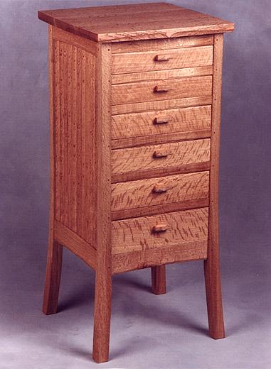 Debbie Silverware Cabinet
