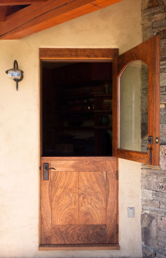Coffman Adams Kitchen Dutch Door